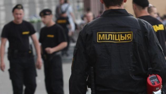 У Мінську міліція перекриє проспекти на час Маршу Єдності
