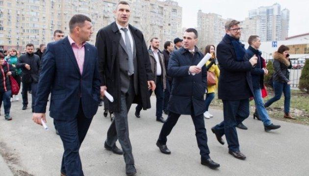 Кличко провів виїзну нараду на локації проведення Євробачення