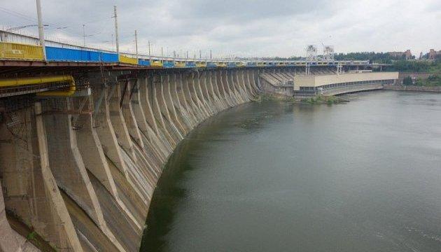 Німці реконструюють Дніпровську ГЕС-1 за €60 мільйонів