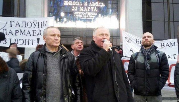 Одного из лидеров Белорусского национального конгресса арестовали в поезде из Варшавы