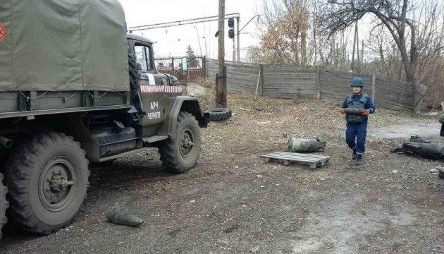 Вибухи в Балаклії: американці відвідали військову частину й обіцяють допомогу
