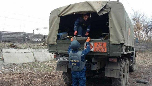 Возле Балаклеи разминировали семь населенных пунктов - Зубко