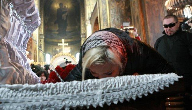 Вороненкова поховали на Звіринецькому цвинтарі у Києві