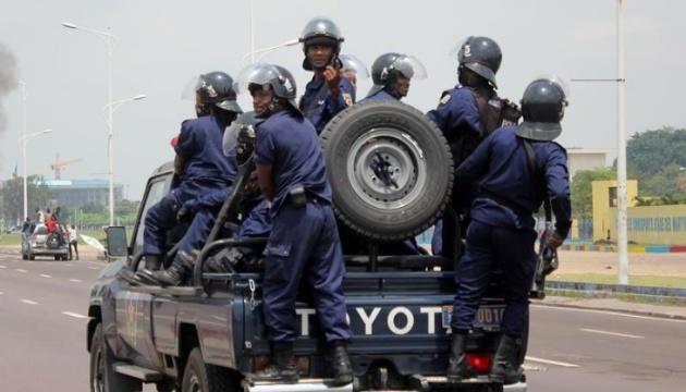 Протестувальники підпалили базу ООН в Демократичній Республіці Конго