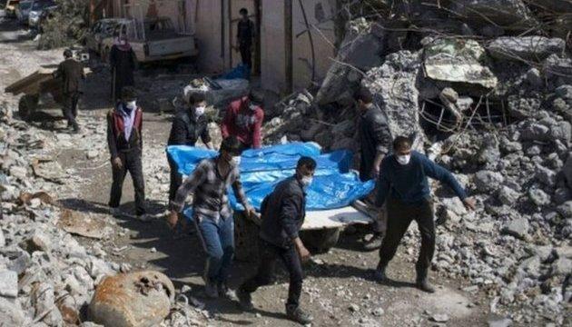 ООН: Мосул залишили майже 500 тисяч жителів