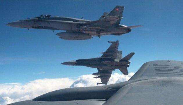 Канадські літаки візьмуть участь в операції НАТО із стримування Росії