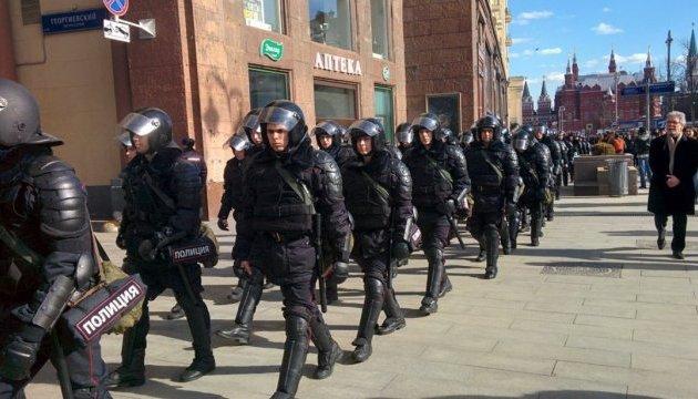 Офіційний Берлін розкритикував масові арешти активістів у Москві і Мінську