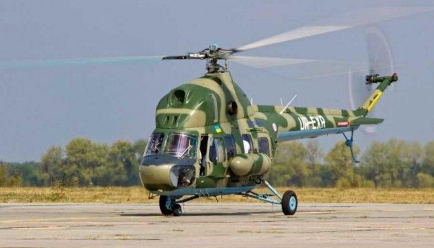 Міноборони назвало імена загиблих у катастрофі гелікоптера на Донеччині