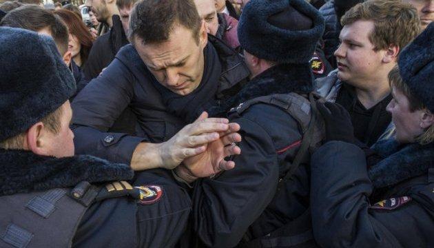 Всех сотрудников Навального арестовали, включая тех, кто не ходил на митинг