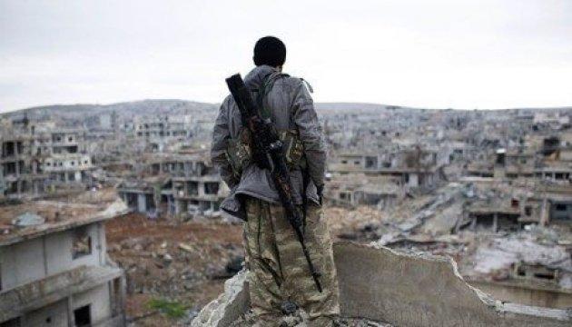 У Сирії почав діяти режим