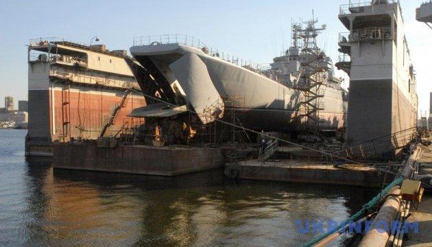 В Николаеве построят два корпуса танкеров для голландской компании