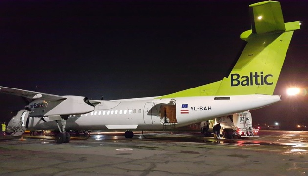 AirBaltic to fly from Riga to Lviv