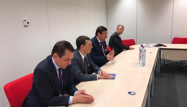МН17: Луценко в Брюсселе обсудил наказания виновных