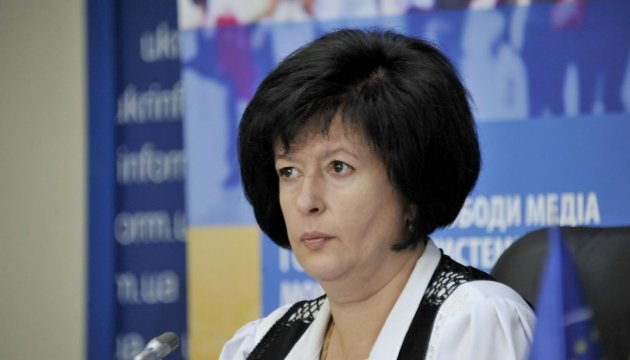 Ukrainian Commissioner for Human Rights admits she can't help Ukrainians imprisoned in Crimea