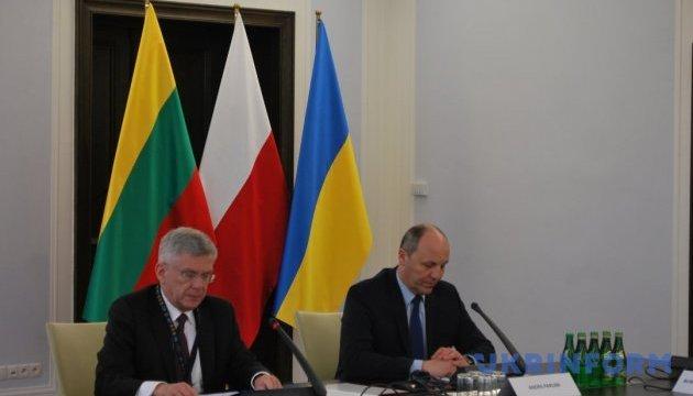 Парубий назвал эффективный инструмент принуждения Кремля прекратить агрессию
