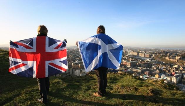 Шотландці хочуть нового референдуму щодо незалежності