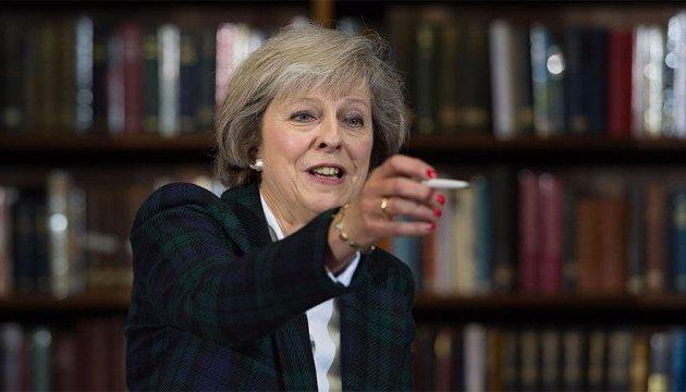 Мэй не боится Brexit без соглашения