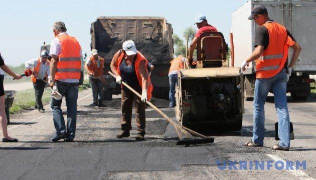 Митний експеримент поліпшує українські дороги