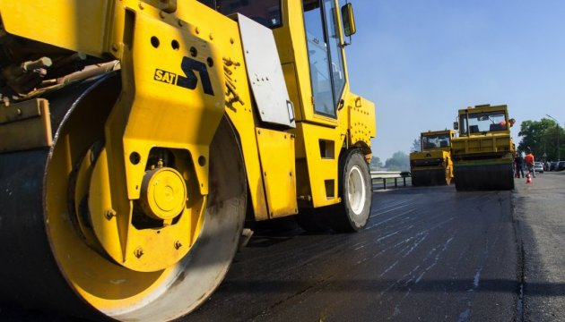 $1.5 bn raised for Ukraine's road infrastructure development in a year – Infrastructure Ministry
