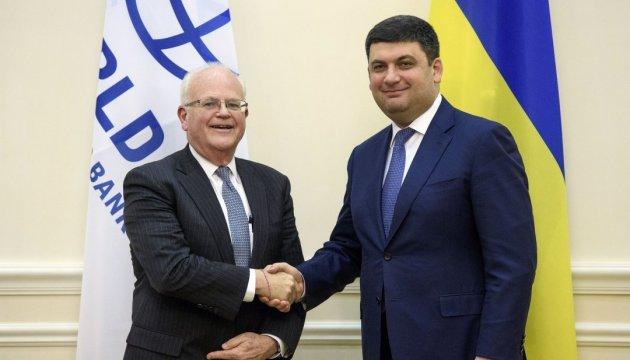 El Banco Mundial dispuesto a comenzar nuevos programas de apoyo a Ucrania