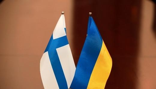 外交部长:乌克兰与芬兰之间的交易量增长了17%