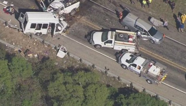 Жахлива ДТП в Техасі забрала життя 12 осіб