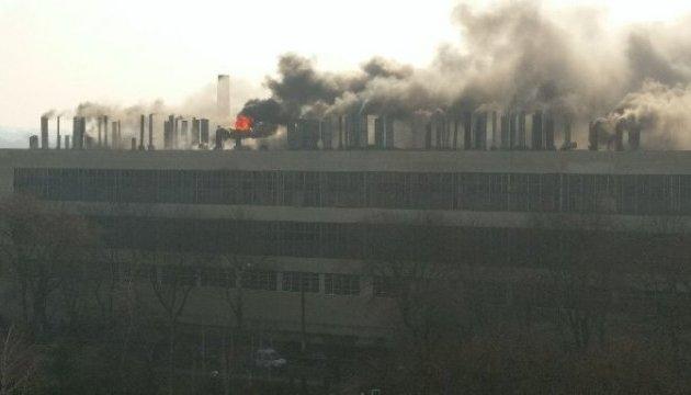 У Харкові за фактом пожежі на велозаводі відкрито кримінальне провадження