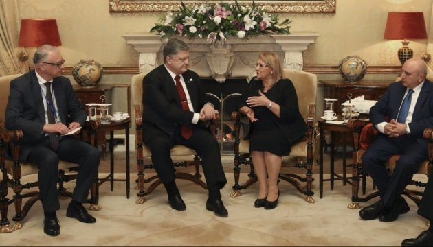 Presidents of Ukraine, Malta discuss extension of EU sanctions against Russia