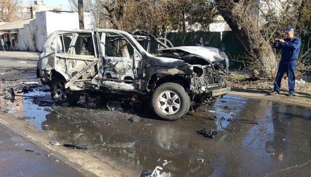 Підрив машини полковника СБУ в Маріуполі нагадує вбивство Шеремета - журналіст