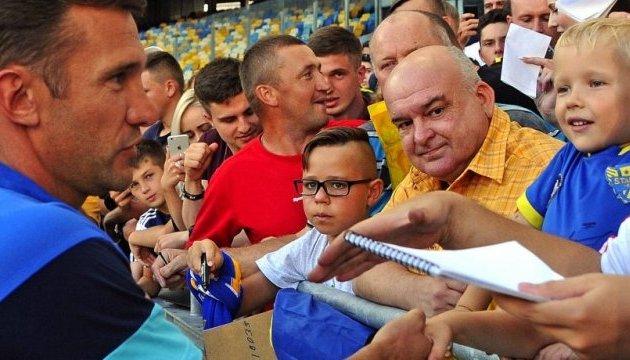 Шевченко замикає список сотників Ліги чемпіонів УЄФА