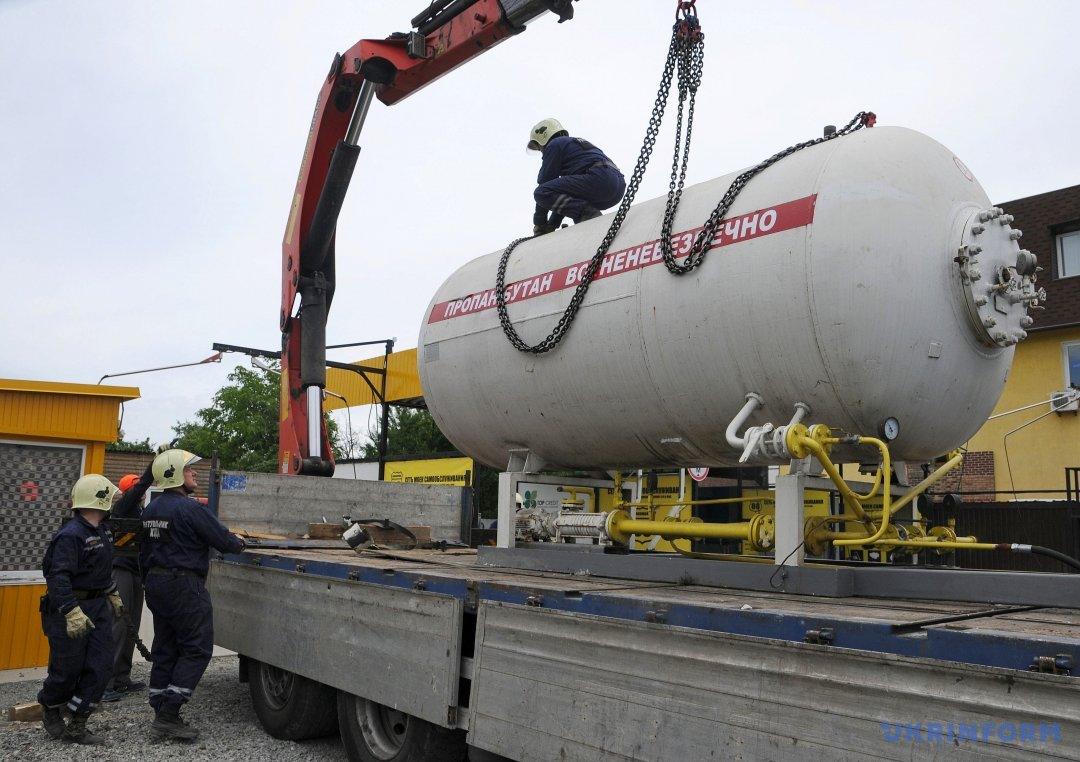 Надемонтаж одного АГЗП необходимо около 100 000 грн