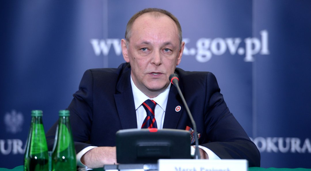 Заступник генерального прокурора Польщі Марек Пасіонек