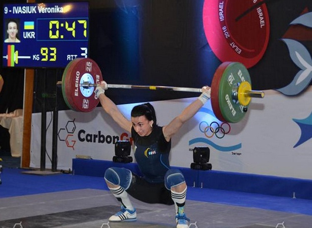 Анастасия Романова завоевала «золото» начемпионате Европы потяжёлой атлетике