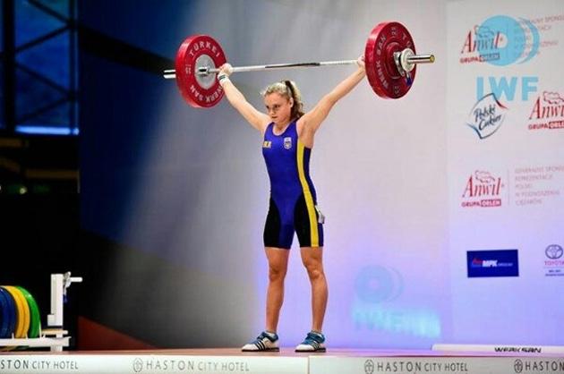 Анастасия Романова выиграла золото чемпионата Европы
