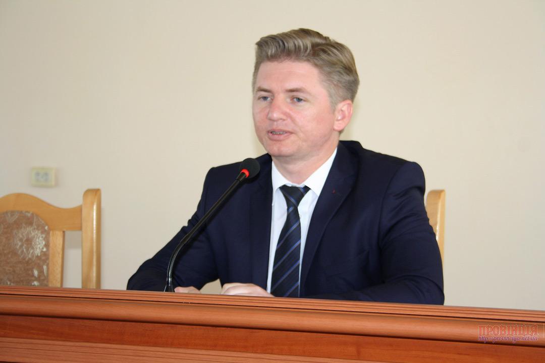 Олесь Ветреный. Фото: provinciya.net.ua