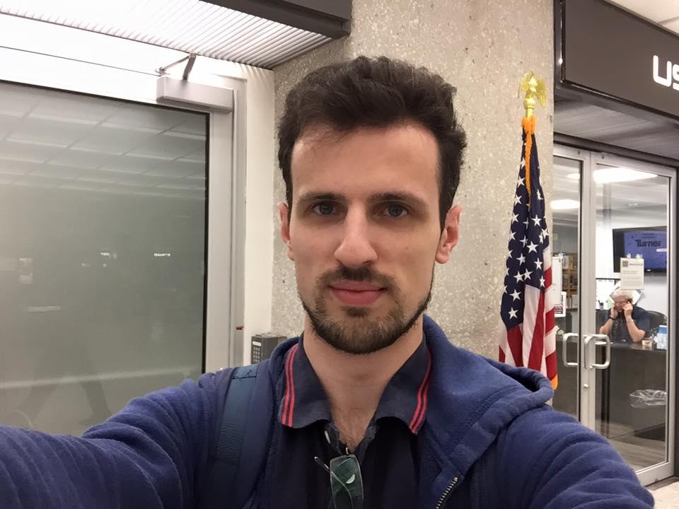Засновник стартапу по енергоефективності «Ecoisme» Олександр Дятлов