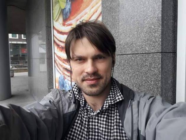 IT-спеціаліст топової української компанії «SoftServe» Олексій Шевело