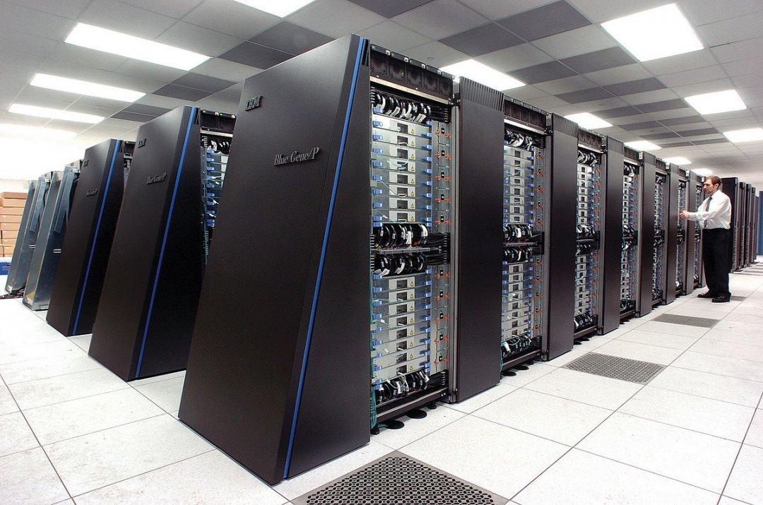 IBN Blue Gene/P - cуперкомп'ютер Аргонської національної лабораторії