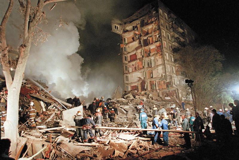 Вибухи житлових будинків в Москві (9 вересня 1999 рік)