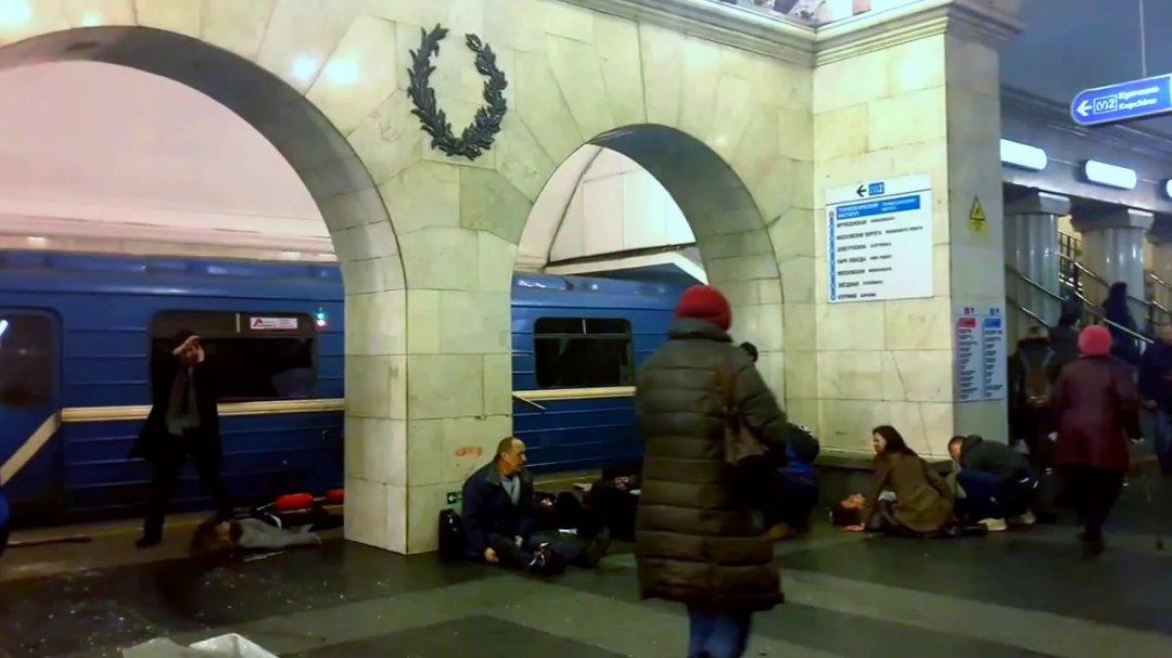 Вибух в метро у Санкт-Пербурзі (3 квітня 2017 року)