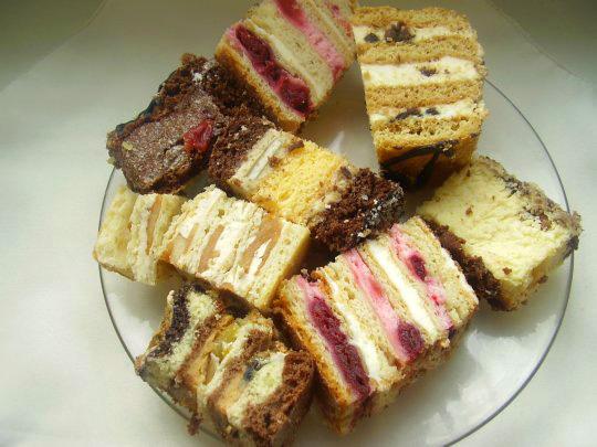 Рецепти торти з фото солодка выпечка с фото