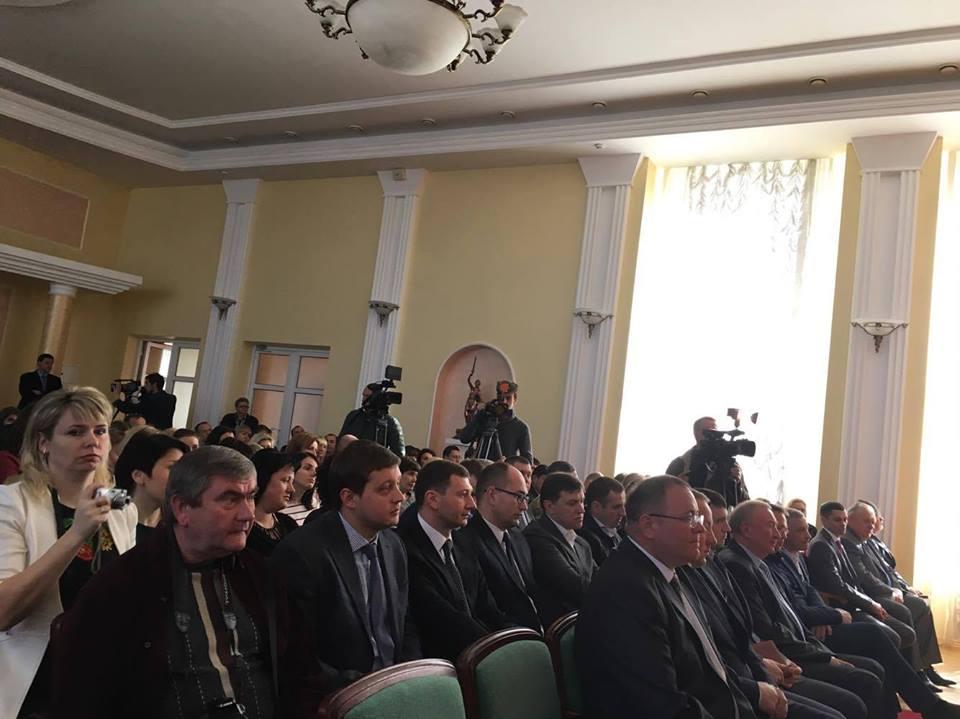 Луценко представил нового обвинителя вРовенской области области