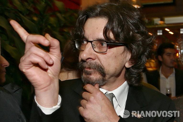 Сергей Бунтман. Фото: РИА Новости. Валерий Левитин