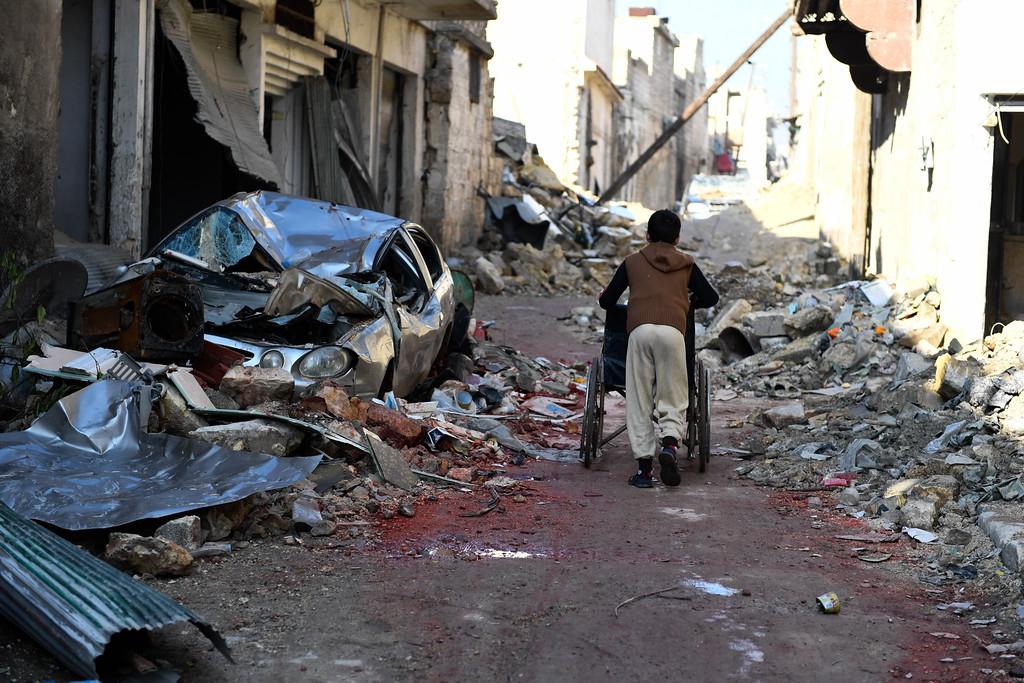 Алеппо / Фото: ООН