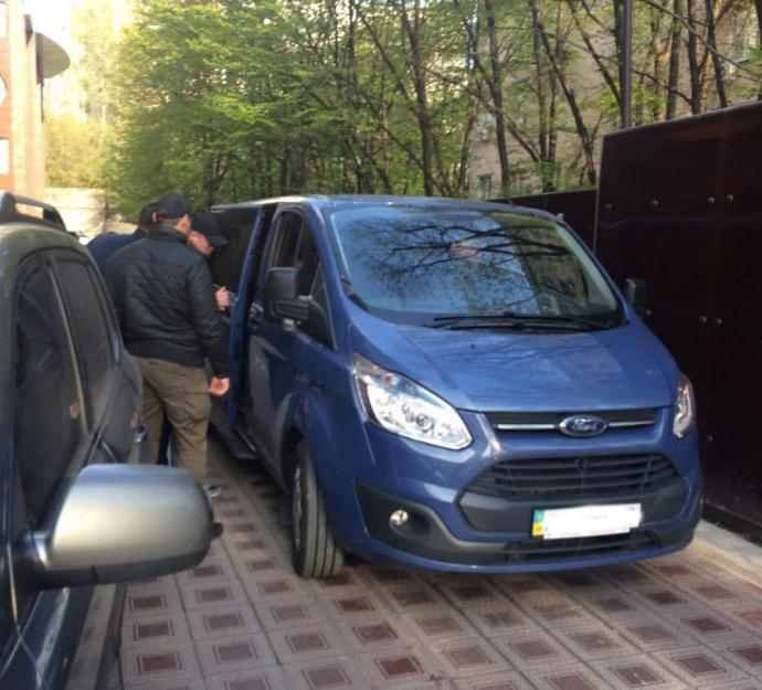 Экс-нардеп Мартыненко доставлен вНАБУ для проведения следственных действий