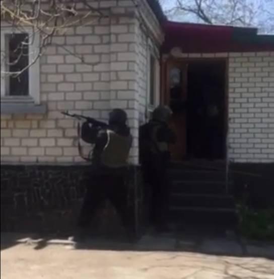 Милиция задержала мужчину, который добивался $100 тыс. выкупа за предпринимателя