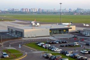 """У """"Борисполі"""" відкрили першу чергу багаторівневого паркінгу"""