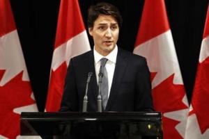 Трюдо рассказал в парламенте Канады о расследовании катастрофы самолета МАУ