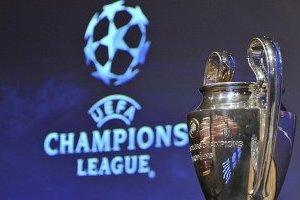 Сегодня определятся первые четвертьфиналисты Лиги чемпионов УЕФА