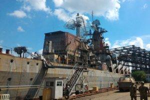 """Крейсер """"Україна"""" треба продати та активізувати будівництво корветів — Полторак"""